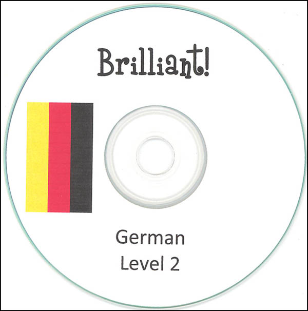 Geistreich! German Level 2 CD (Brilliant Foreign Languages)