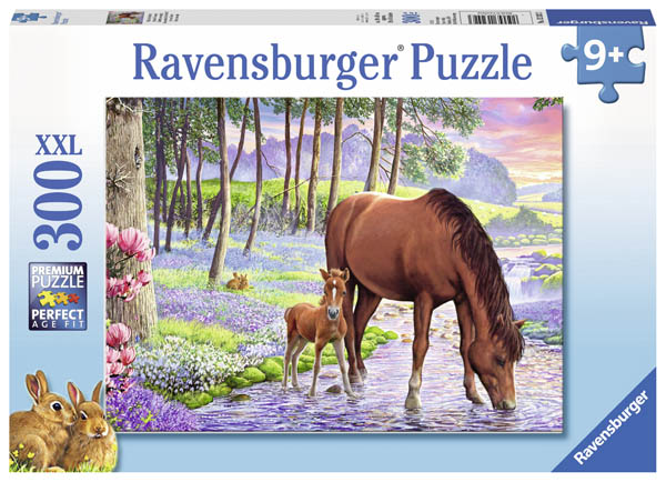 Serene Sunset Puzzle (300 pieces)
