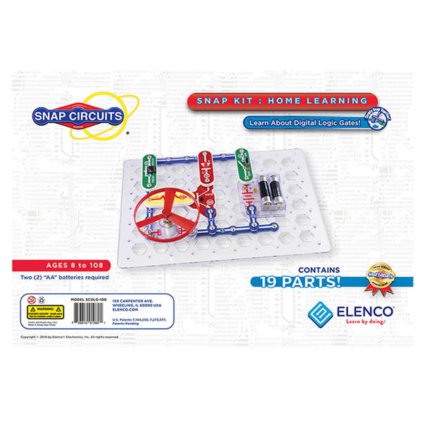 Snap Circuits Home Learning