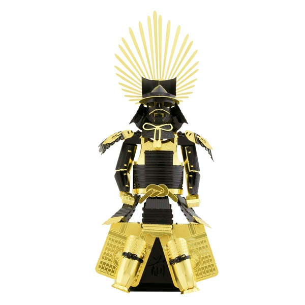 Japanese (Toyotomi) Armor (Metal Earth 3D Model)