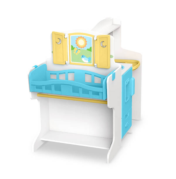 Mine to Love Baby Doll Care Activity Center