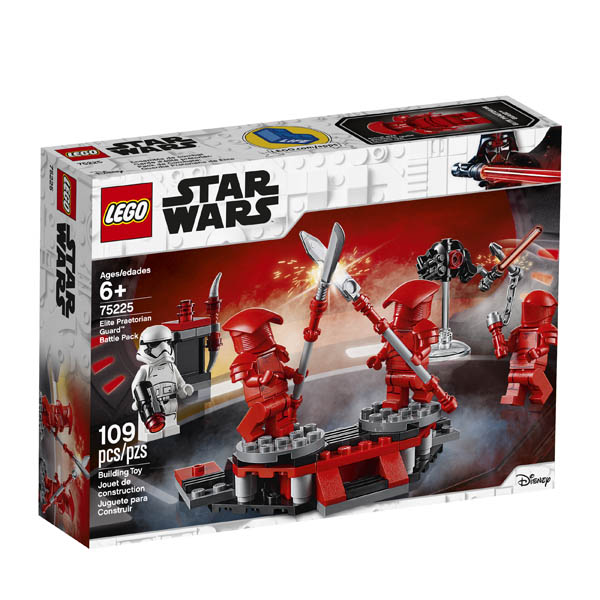 LEGO Star Wars Elite Praetorian Guard Battlepack (75225)