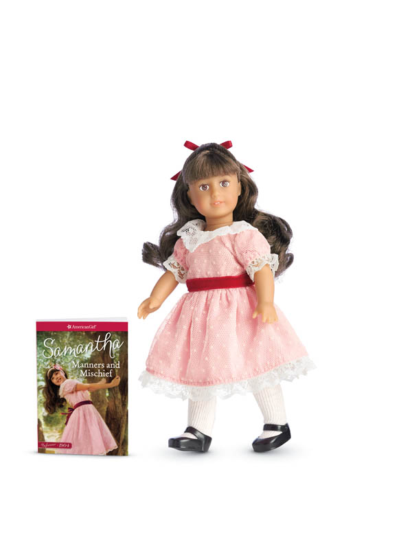 Samantha Mini Doll & Book