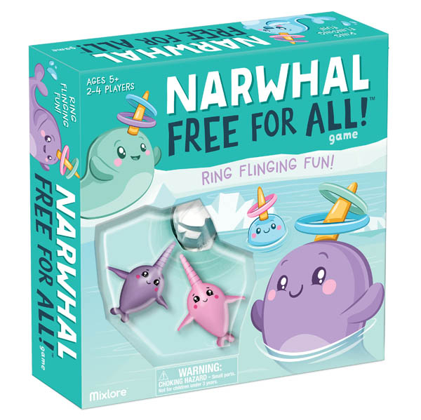 Narwhal Free for All! Game