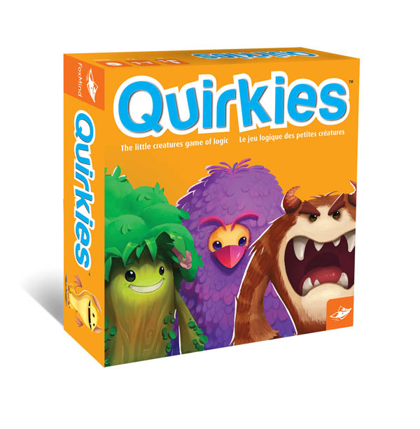 Quirkies Game