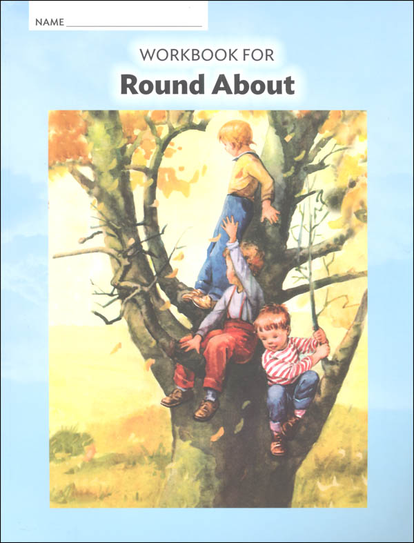 Workbook for Round About Grade 1 (Alice and Jerry Basic Reading Program)