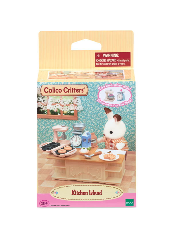 Kitchen Island (Calico Critters)