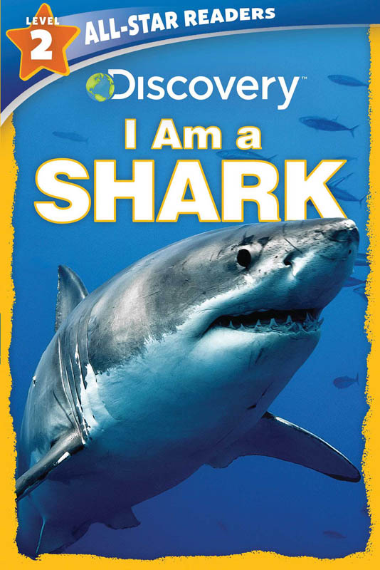 I am a Shark (Discovery Leveled Readers Level 2)
