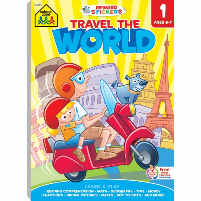 Adventure Learning Tablet - Travel the World