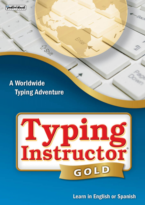 Typing Instructor Gold Digital (Windows)