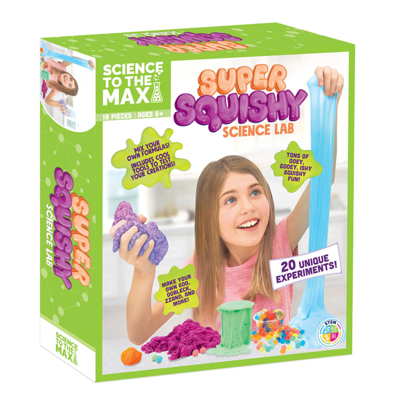 Super Squishy Science Lab