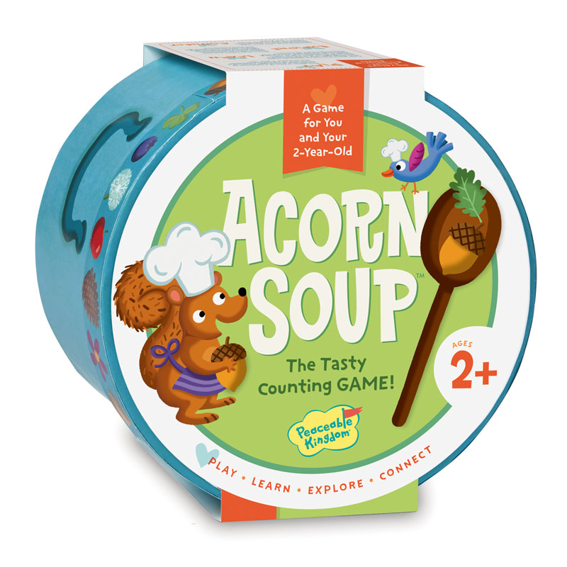 Acorn Soup: The Tasty Counting Game