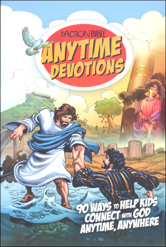 Action Bible Anytime Devotions