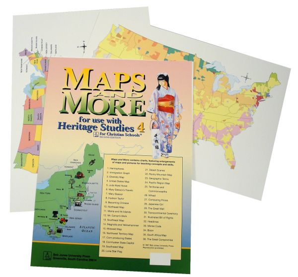 Heritage Studies 4 Maps and More 2ED