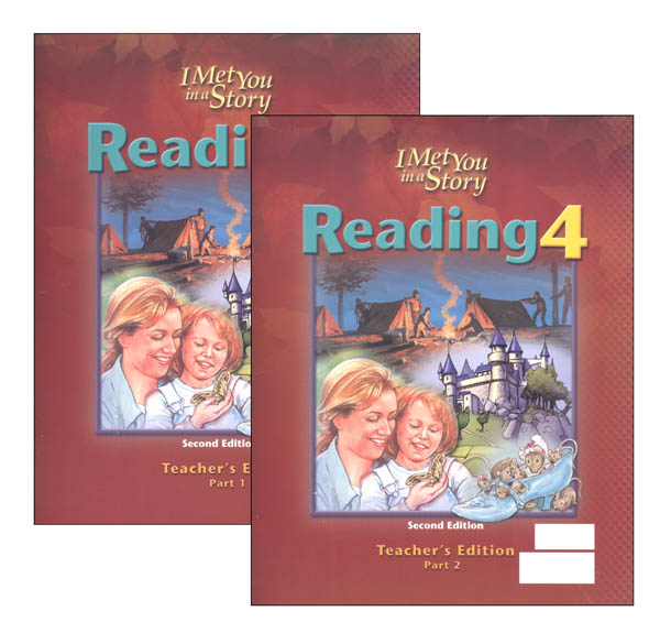 Reading 4 Teacher Edition 2nd Edition (no DVD)