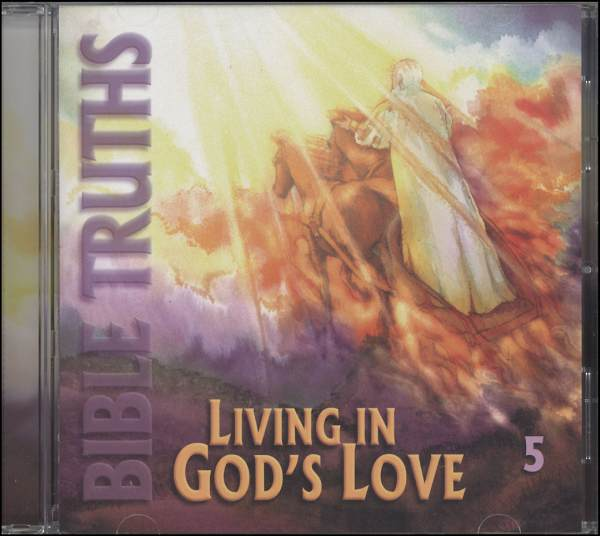 Bible Truths 5 Music CD