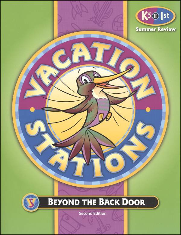 Vacation Stations K5 Beyond the Back Door