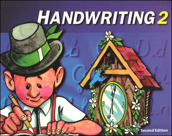 Handwriting 2 Student Worktext 2ED