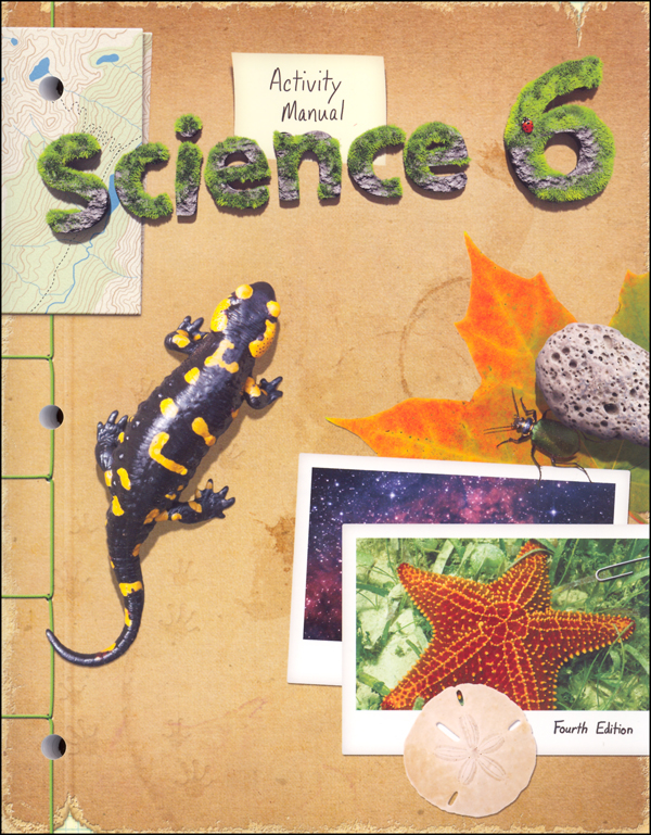 Science 6 Student Activity Manual 4th Edition