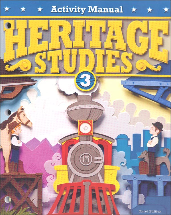 Heritage Studies 3 Studnt Activity Manual 3ED
