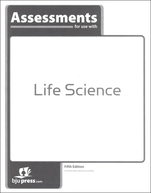 Life Science Assessments 5th Edition