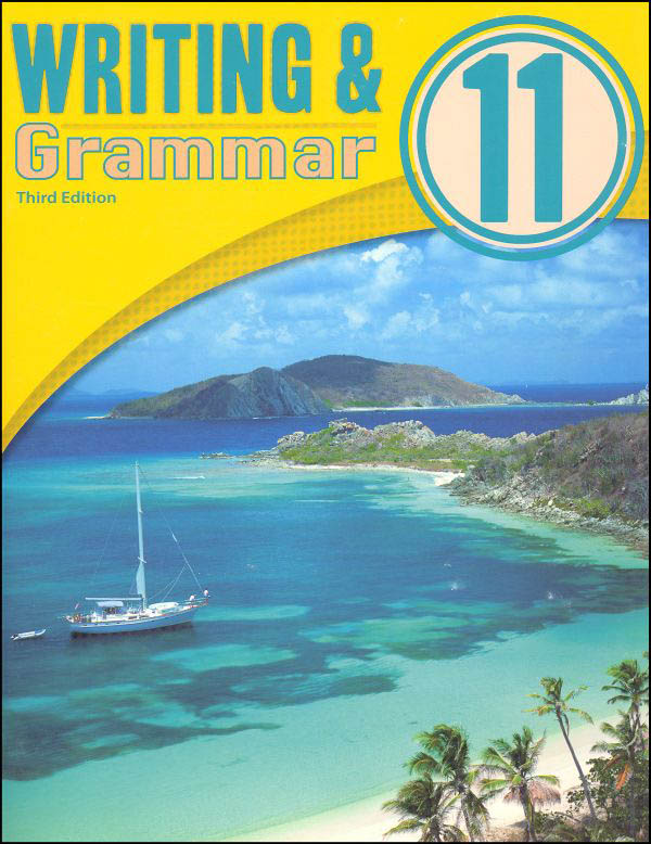 Writing/Grammar 11 Student Text 3rd Edition (copyright update)
