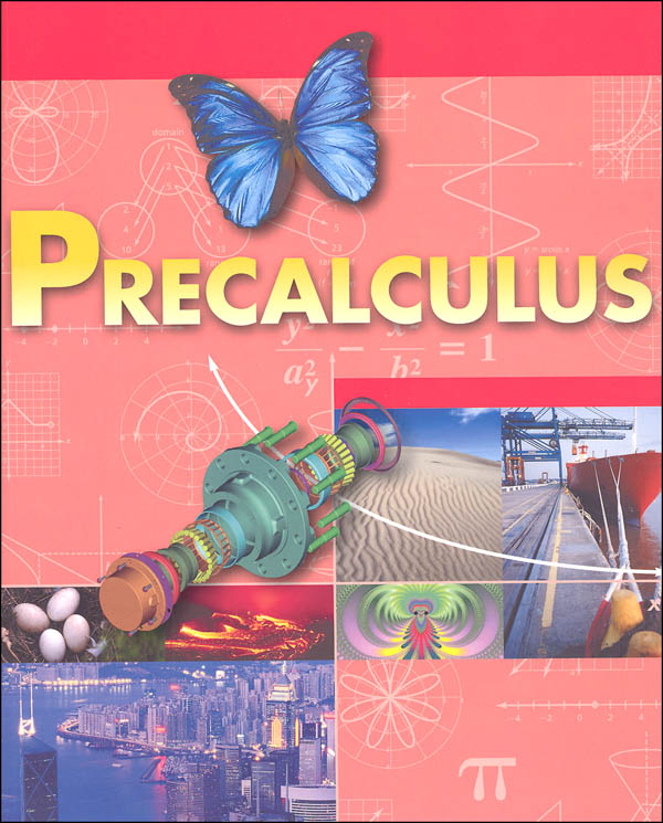 Precalculus Student Text (new paper)