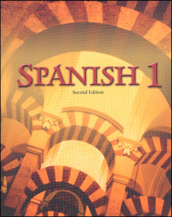 Spanish 1 Student Text 2nd Edition (copyright update)
