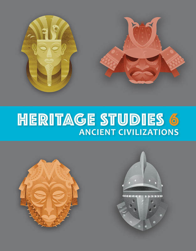 Heritage Studies 6 Student Text 4th Edition (copyright update)