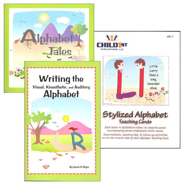 Alphabet Tales Set