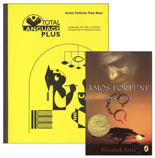 Amos Fortune, Free Man Study Guide & Book
