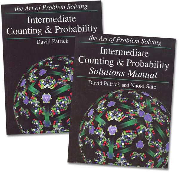 Art of Problem Solving Intermediate Counting and Probability Set