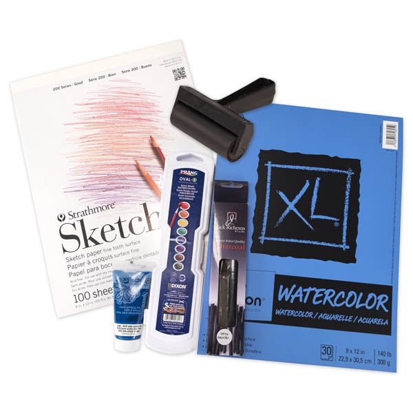 ARTistic Pursuits K-3 V5 Art Supply Bundle