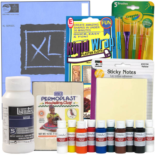 ARTistic Pursuits K-3 Volume 7 Art Supply Bundle