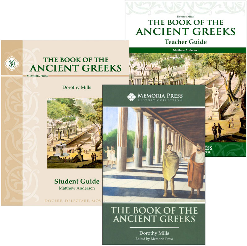 Book of the Ancient Greeks Set