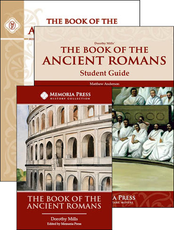 Book of Ancient Romans Set