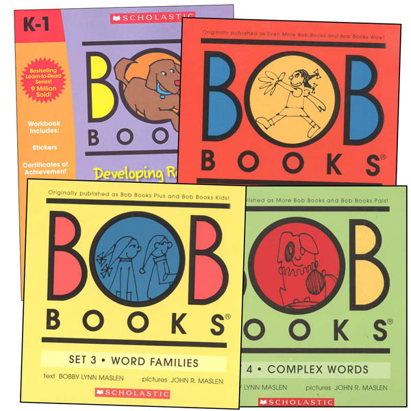 Bob Books Set for Developing Readers