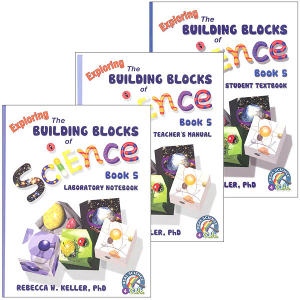 Exploring the Building Blocks of Science Book 5 Bundle (Hardcover)