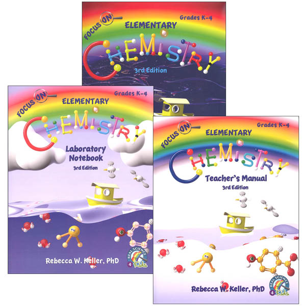 Focus On Chemistry Elementary Package (Hardcover)