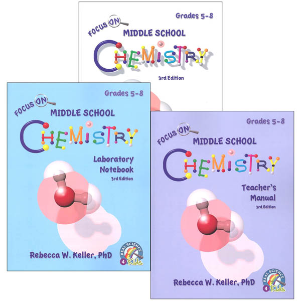 Focus On Chemistry Middle School Package (Hardcover)