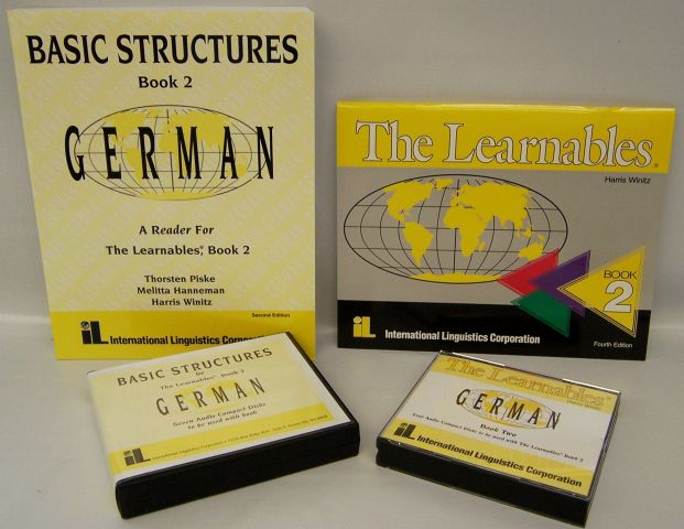 German Level 2 Plus Basic Structures 2