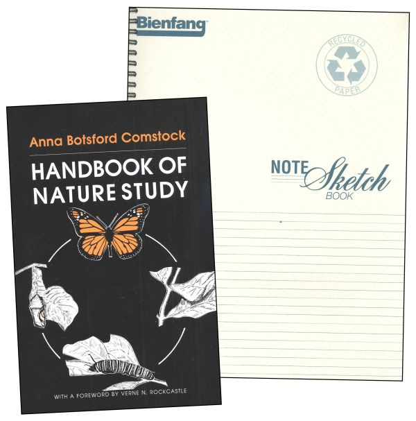 Set of Handbook of Nature Study & NoteSketch