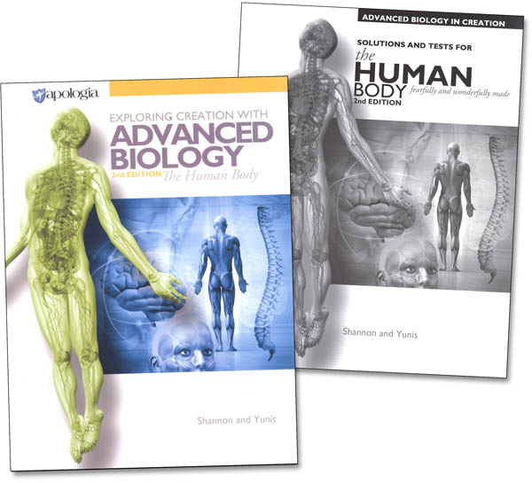 Human Body: Fearfully & Wonderfully Made SET 2nd Edition