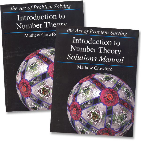Art of Problem Solving Introduction to Number Theory Set