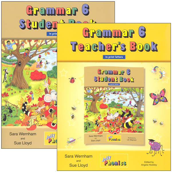 Jolly Grammar 6 Set