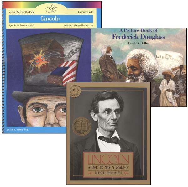 Lincoln Literature Unit Package