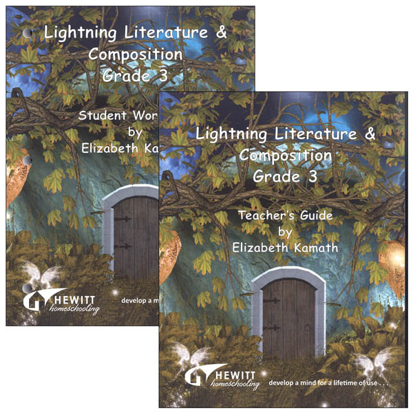 Lightning Literature & Composition Grade 3 Teacher/Student Set