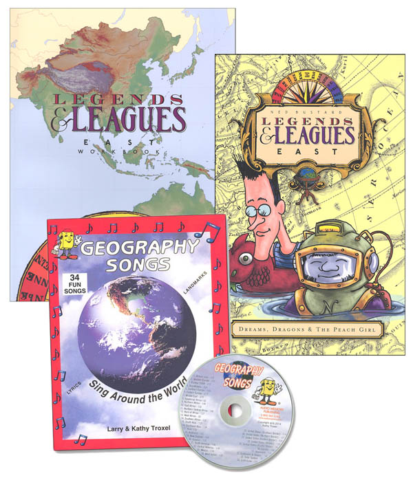 Legends & Leagues East Set