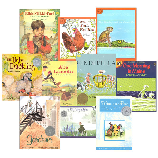 Myself & Others Book One Read Aloud Package