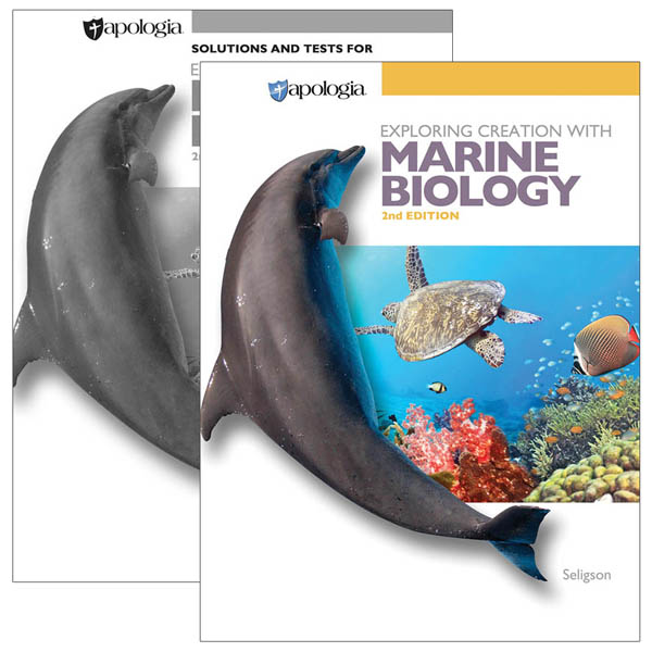 Exploring Creation with Marine Biology 2nd Edition Set